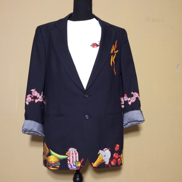 Patchworks Jackets & Blazers - Patchworks Boutique Snack Jacket
